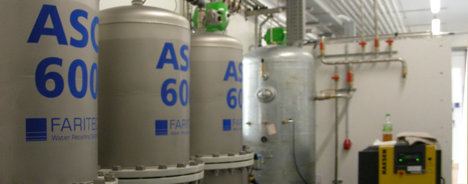 ASC-Filtration